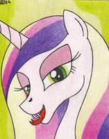 299 - Queen Cadance or princess Chrysalis
