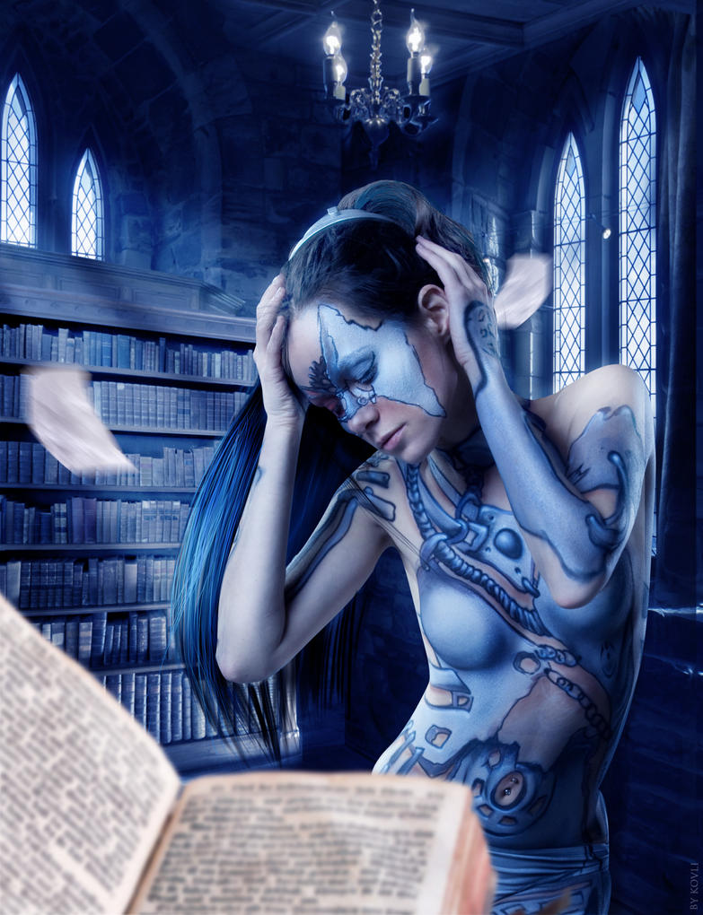 When I read... by KovLi
