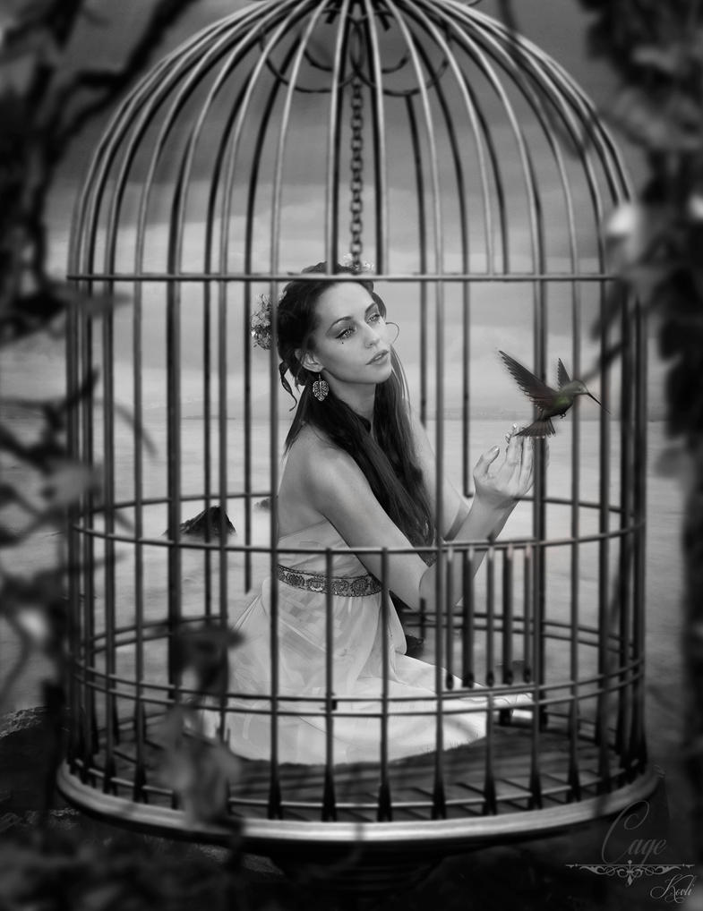 Cage by KovLi