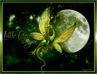 Little Green Dragon by Schnupphase