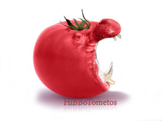 Hippo Tomato by Schnupphase