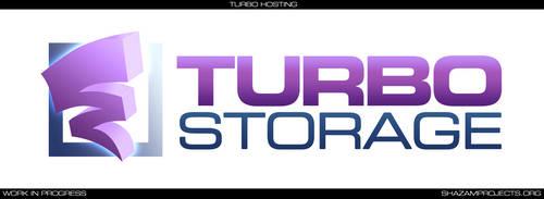 TURBO Storage Logo by xentrox