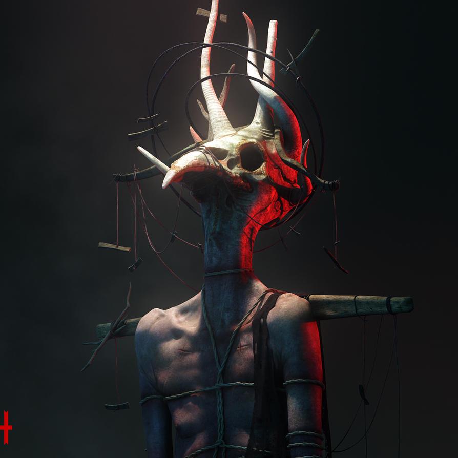 Scarecrow by dante-cg