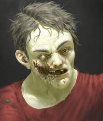 Frank The Zombie