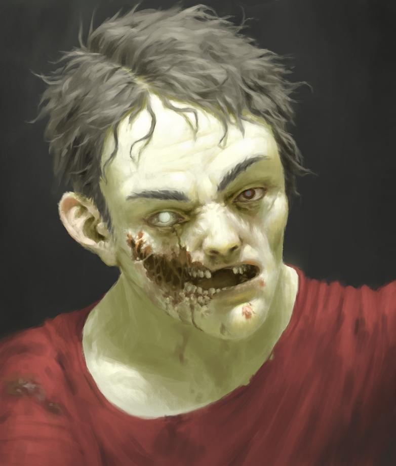 Frank The Zombie