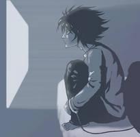 L Death Note by dkk-berlin