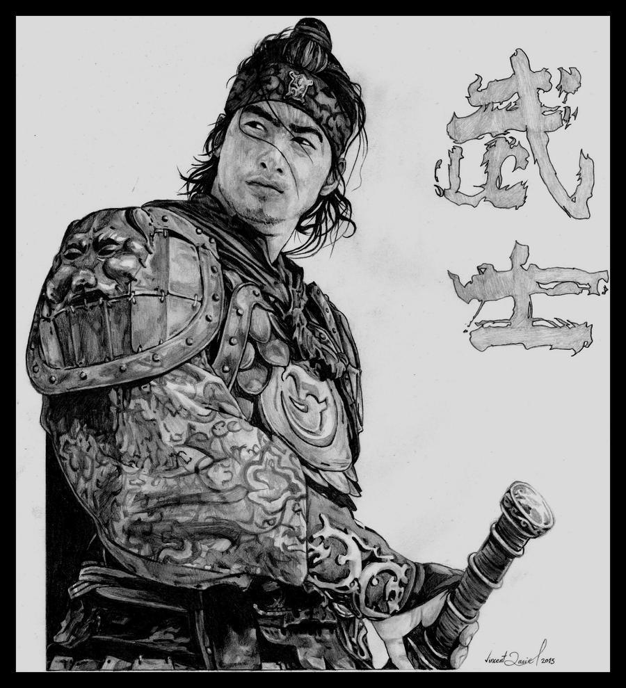 Warriors Of The Dawn Korean Movie Download: The Warrior ( Musa ) By Mvlaniel On DeviantArt