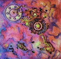 Gears of components 6 by Gilberto-Mattos