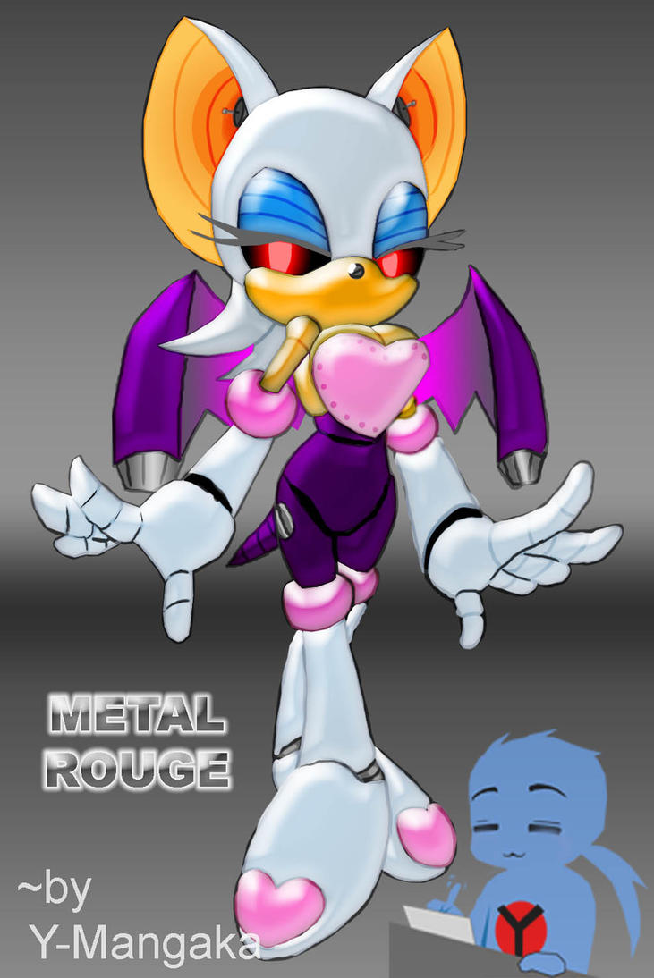 Pussy Rouge The Bat Sonic Hedgehog Tojyo Vibrator   Filmvz Portal