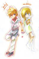 Rokunami_Watercolor by Hyuei