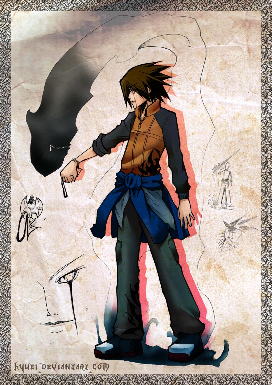Hero: Kagetsuki by Hyuei