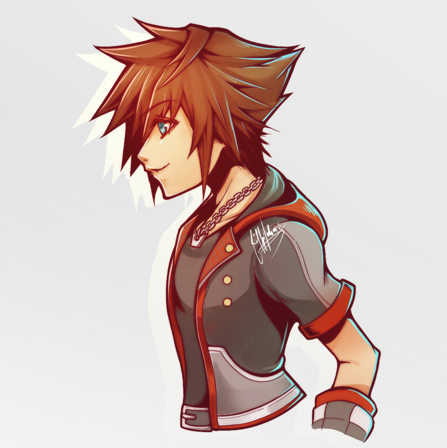 Kingdom Hearts 3 - Sora by Hyuei on DeviantArt