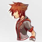 Kingdom Hearts 3 - Sora