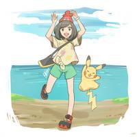 Pokemon Dance by Hyuei