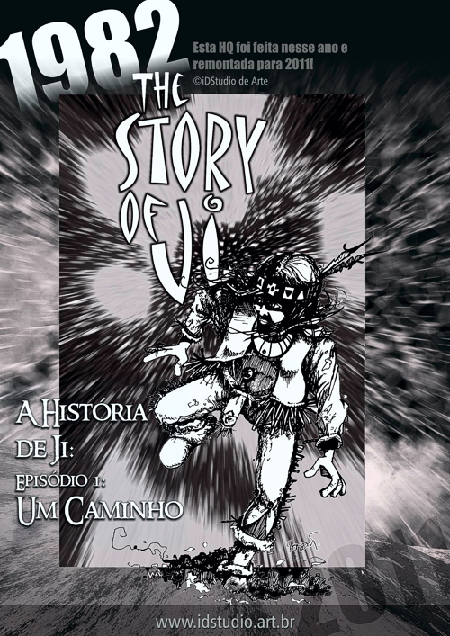 The Story of Ji by Rajabally