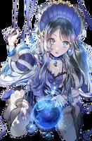 Render [27] Anime Girl