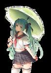 Render [#75] Anime Girl