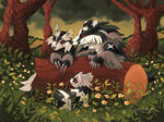 Galarian Troublemakers