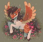 Rainy Day Pegasus
