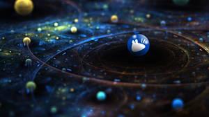 Xubuntu galaxy hole