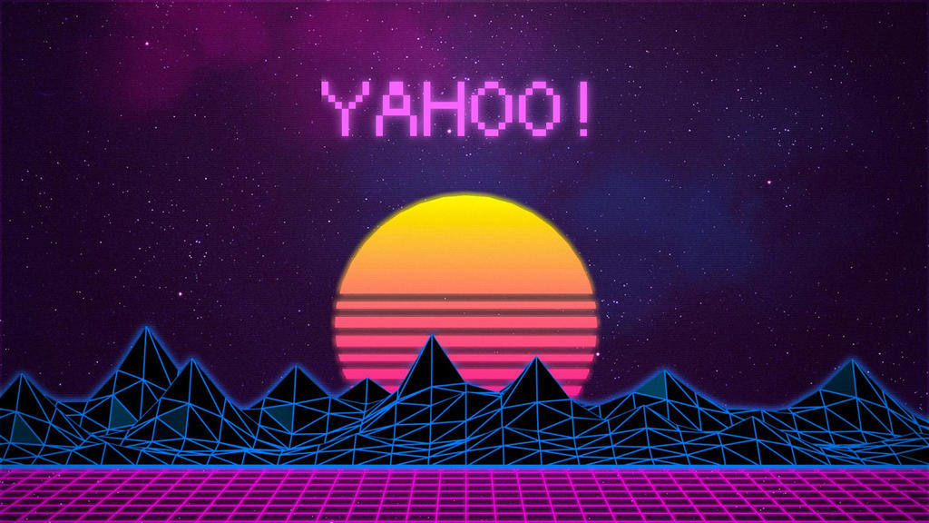 SYNTHWAVE YAHOO 80'S by FabioMorales9999