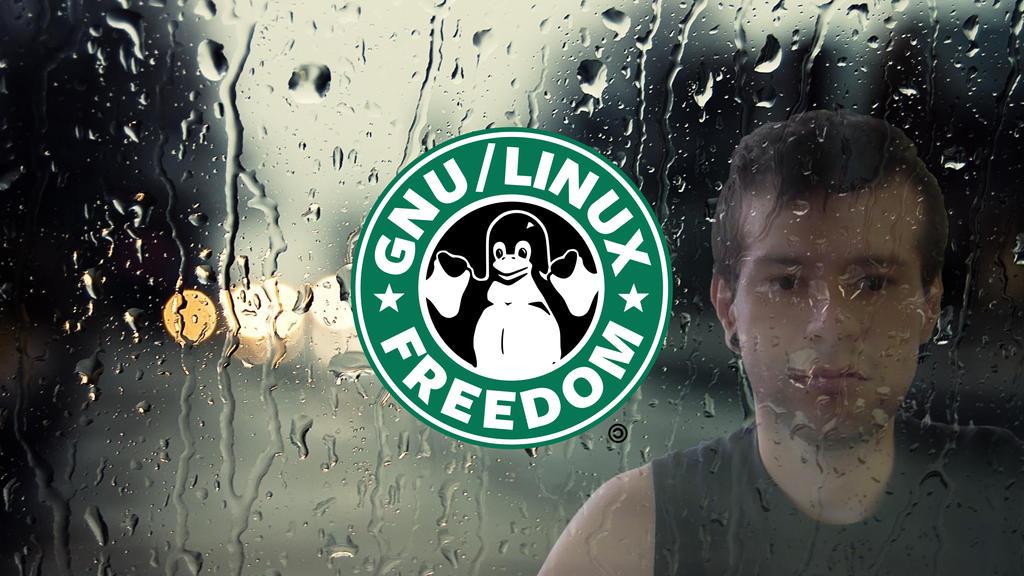 Starbucks linux Coffee