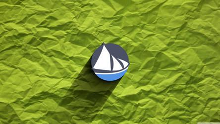 Solus Paper Green