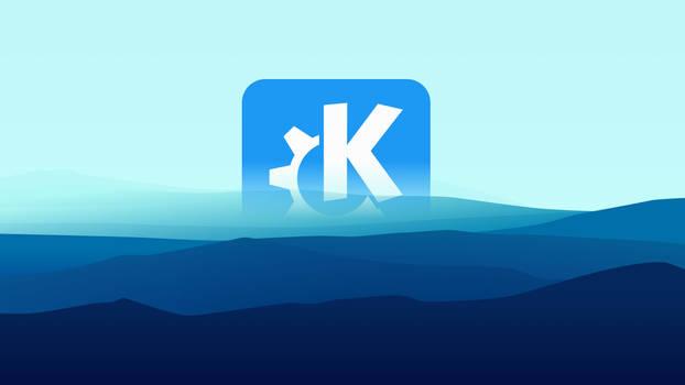 KDE Blue Hill