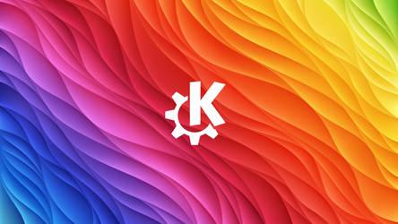 Rainbow KDE