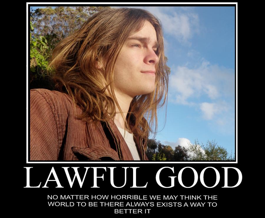 Lawful Good by cyspeth on DeviantArt