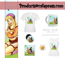 Products at Ermy's shop -2- by Ermy