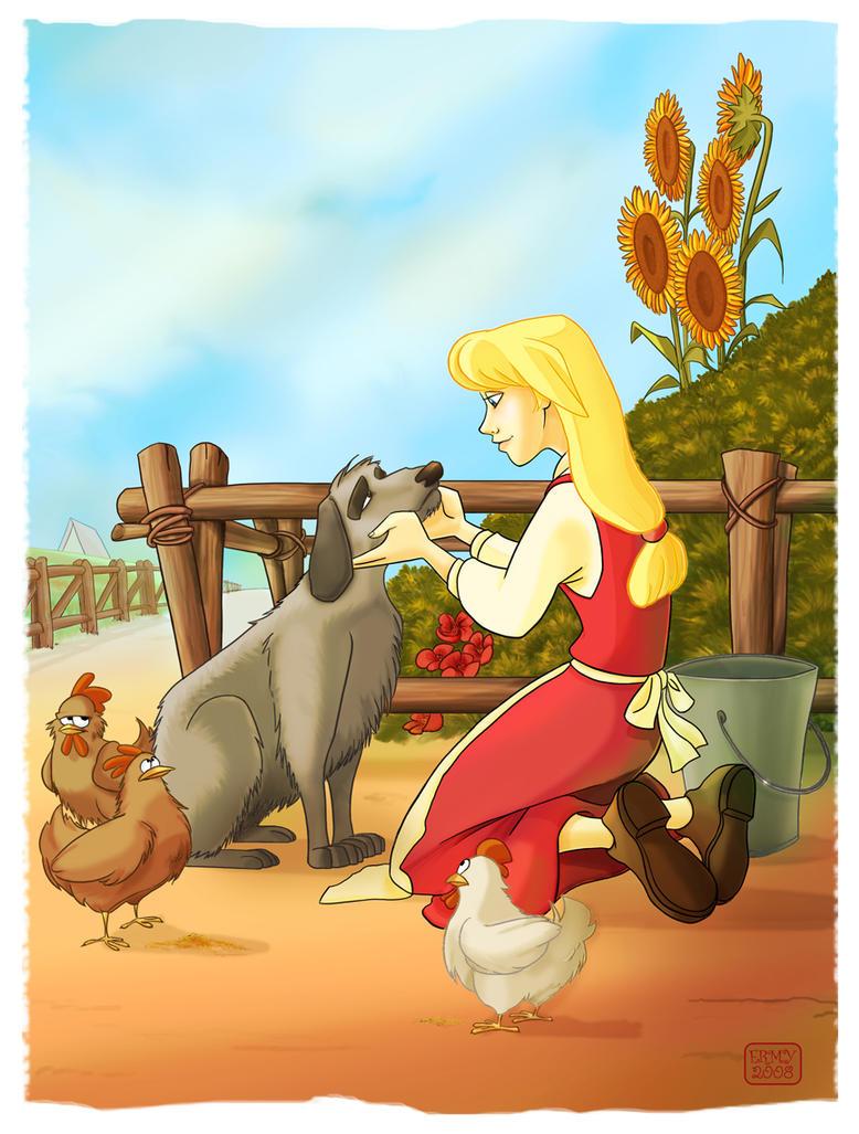 Return to the farmer by Ermy