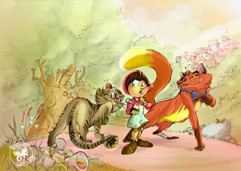 Pinocchio gets fooled
