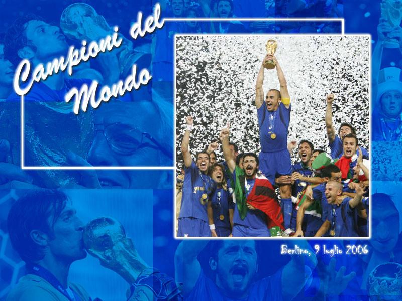 Italia: Campione del Mondo by Ermy