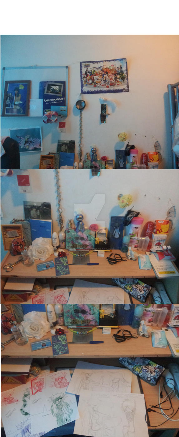 .|.Finally.Clean.My.Room!.|. by Defia-Fokkusu