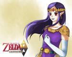 Hilda - The Princess of Lorule