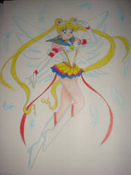 Musical Sailor Moon by silvermoonmagic