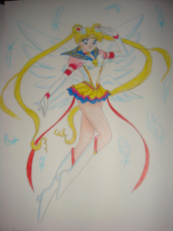 Musical Sailor Moon by silvermoonmagic