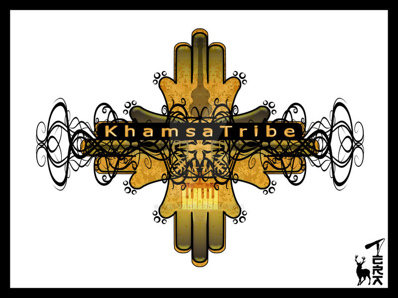 -KHAMSATRIBE-logo-2015-05- by AlienPrinter
