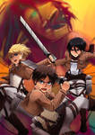 SnK - I will live!