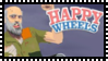 Happy Wheels Stamp by TheArtOfNotLikingYou
