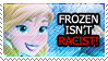 Frozen Isn't Racist. by TheArtOfNotLikingYou