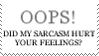 Sarcasm by TheArtOfNotLikingYou