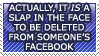 Facebook by TheArtOfNotLikingYou