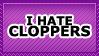 Ew Cloppers by TheArtOfNotLikingYou