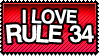 Rule 34 rules by TheArtOfNotLikingYou