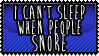 Snoooore by TheArtOfNotLikingYou