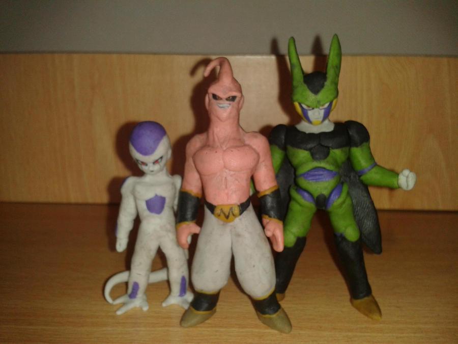 el trio malvado by fsalkatras