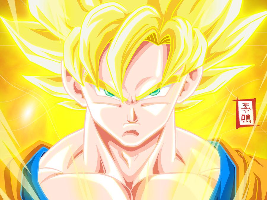 Shining Goku v1