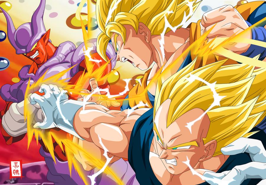 Epic Battle by SnaKou